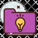Folder Light Icon