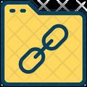 Folder Link Folder Link Icon