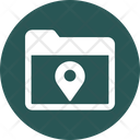 Directory Location Pin Icon