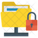 Folder Lock Archives Lock Locked Archives Icon