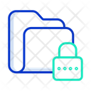 Lock Folder Folder Lock Folder Security Icon