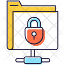 Folder Lock Locked Archives Secure Folder Icon
