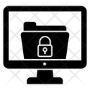 Folder Lock Folder Protection Folder Security Icon