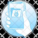 Mobile Folder Smartphone Storage Smartphone Folder Icon