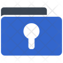 Folder Lock Secure Icon