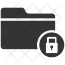 Lock Safety Protection Icon