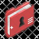 Data Protection Folder Lock Folder Security Icon