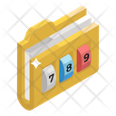 Folder Lock Folder Security Folder Protection Icon