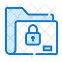 Folder Computer Security Icon