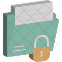 Business Data Protection Information Icon