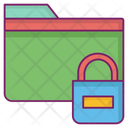 Secure Encrypted Passcode Icon