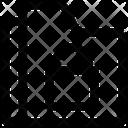Files Lock Storage Icon
