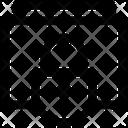 Data Folder Lock Icon
