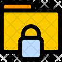 Folder Lock Folder Encrypt Icon