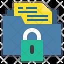 Folder Lock Folder File Icon