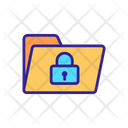 Cyber Security File Icon