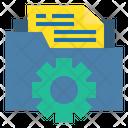 Folder Management Folder File Icon