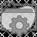 Folder Management File Icon