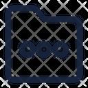 Folder Menu File Icon