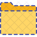 Folder Hidden Invisible Icon