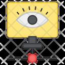 Folder Monitoring Document Monitoring Portfolio Monitoring Icon