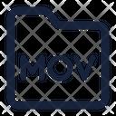 Folder Mov Icon