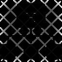 Folder Network File Network Remote Files Icon