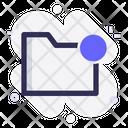 Folder Notification Folder Notification Icon