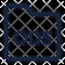 Folder Ods Icon