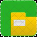 Folder Office Paper Icon