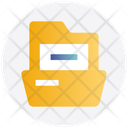 Documents Folder Archive Icon