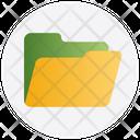 Folder Open Office Empty Folder Icon