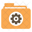 Folder optimization Icon