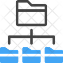 Folder Organize Icon