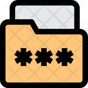 Folder Password Folder Password Icon