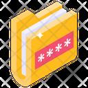 Folder Password Icon