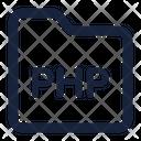 Folder Php Icon