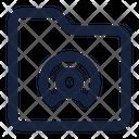 Folder User File Icon