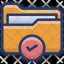 Folder Protection Secure Folder Folder Safety Icon