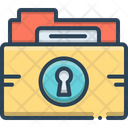 Folder Protection Folder Lock Icon