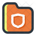 Folder Protection Security Protection Icon