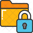 Folder Protection Lock Icon
