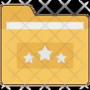Folder File Socail Icon