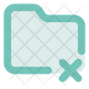 Folder Remove Ou Lc Document File Icon