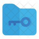 Folder Safety Icon