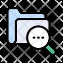 Search Find Folder Icon