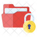 Folder Security Folder Lock Folder Protection Icon
