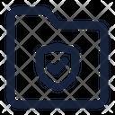 Folder Security File Icon