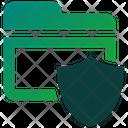 Folder Security Folder Folder Protection Icon