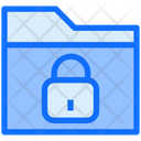 Folder Security Folder Security Icon